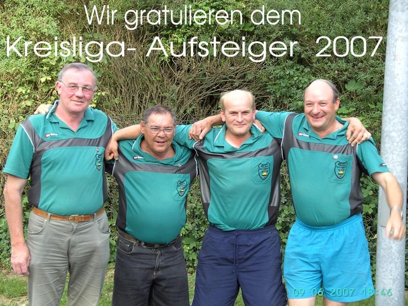 2007 06 09  Kreisliga Aufsteiger