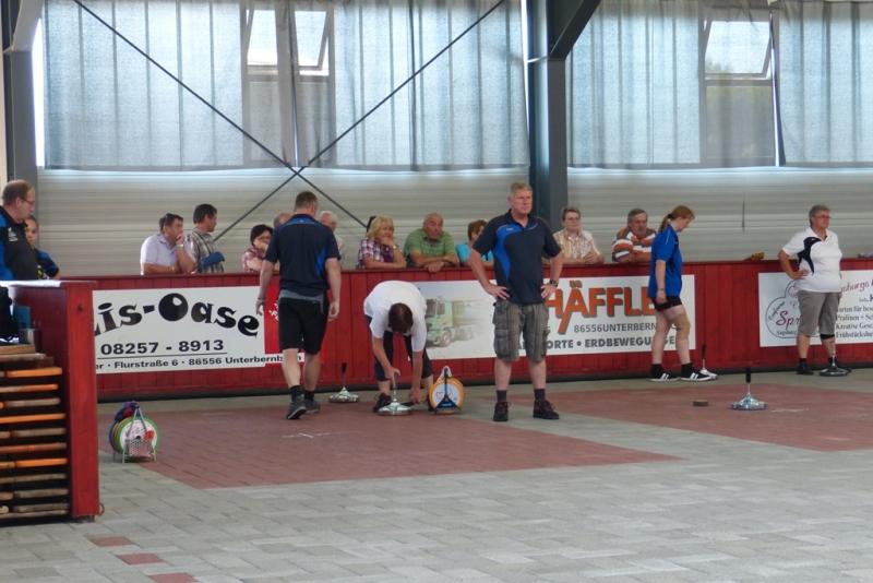 2014 07 06 Bayernpokal  Mixed in Kühbach01