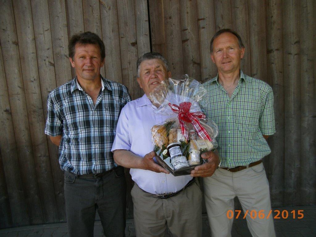 2015 06 07 Glückwünsche zum 80 Geburtstag  von Georg Eichenseer